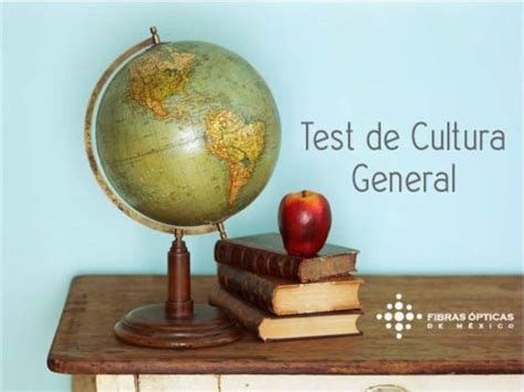 Test Cultura General | Playbuzz