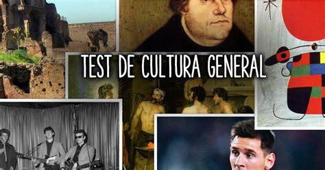 Test de Cultura General   Academia Play   Playbuzz
