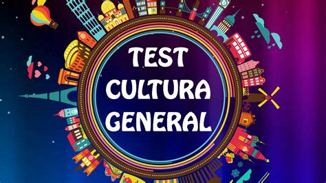 TEST De Cultura general (Capítulo 2) - YouTube