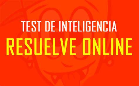 Test de inteligencia 10 preguntas juegos web ...