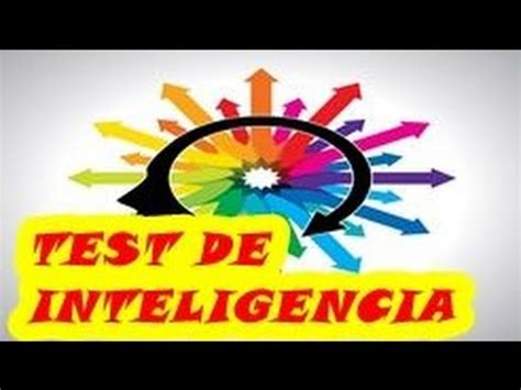 Test de Inteligencia Gratis - YouTube