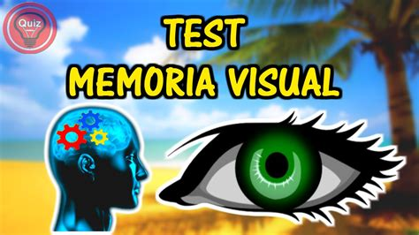 Test de memoria visual   YouTube