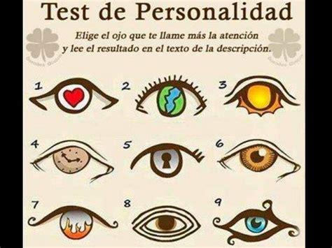 Test de personalidad, descubre cómo eres!!!   Taringa!