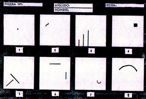 Test de wartegg | Laneros.com