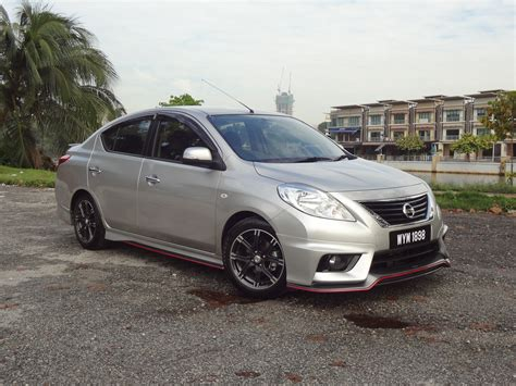 Test Drive Review: Nissan Almera 1.5  Nismo Edition ...