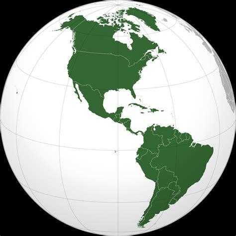 Test interactivo de América América: Países, Regiones y ...