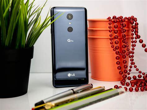 Test LG G7 fit