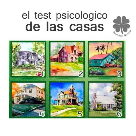 Test psicológico de casas   Off topic   Taringa!