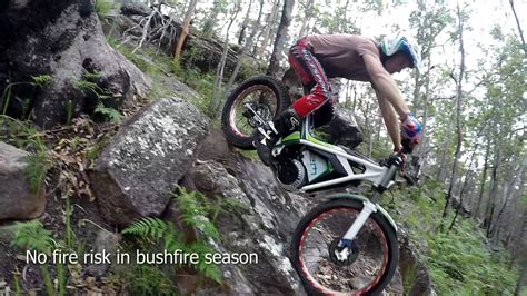 Test ride review: EM 5.7 TRIALS BIKE by Electric Motion ...