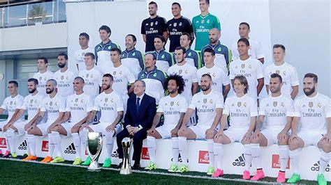 TEST – ¿Reconoces a los jugadores del Real Madrid?   BUZZ