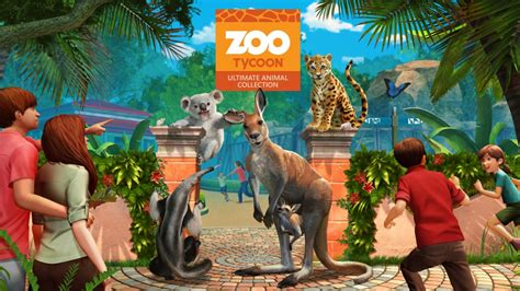 Test – Zoo Tycoon Ultimate Animal Collection : la ...