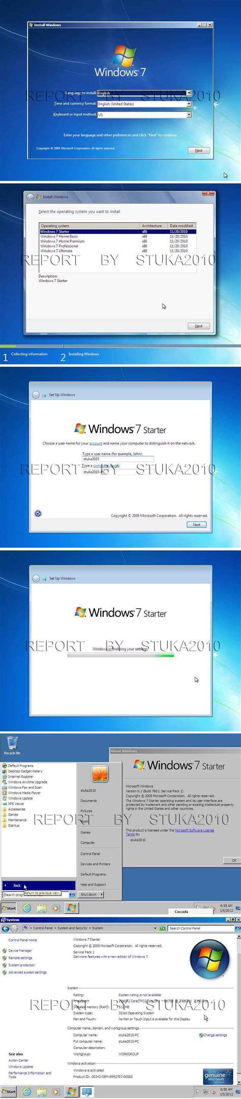 TEU Windows 7 Service Pack 1 para HP y Compaq. 34 64 Bits ...