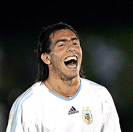 Tevez's dream move a Hammer blow   Daily Mail Online