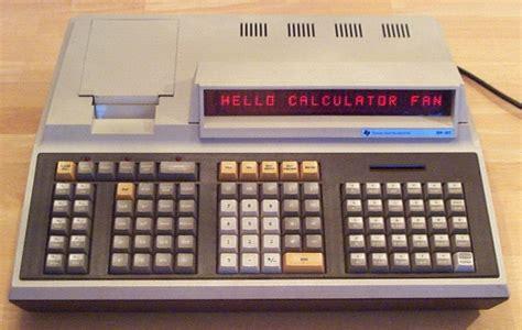 Texas Instruments SR-60 Programmable Scientific Desktop ...