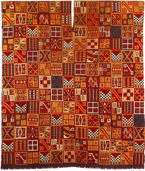 Textilería incaica - Wikipedia, la enciclopedia libre