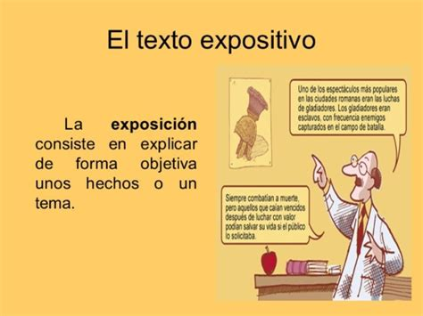 texto expositivo ejemplo   OurClipart