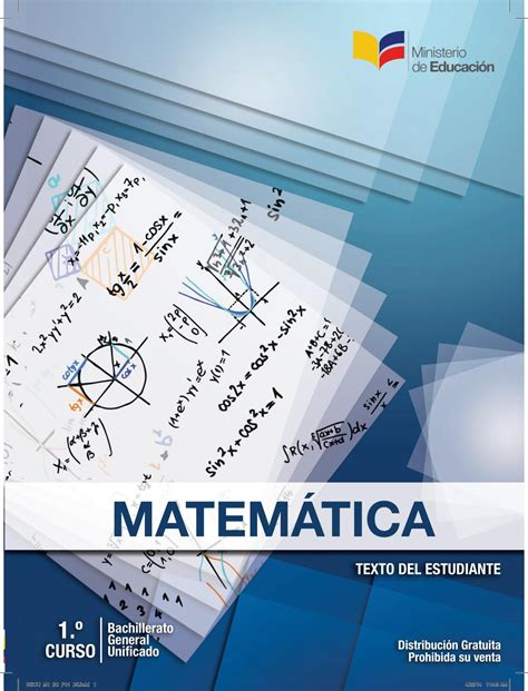Texto Matemáticas 1 BGU by David Vera   Issuu
