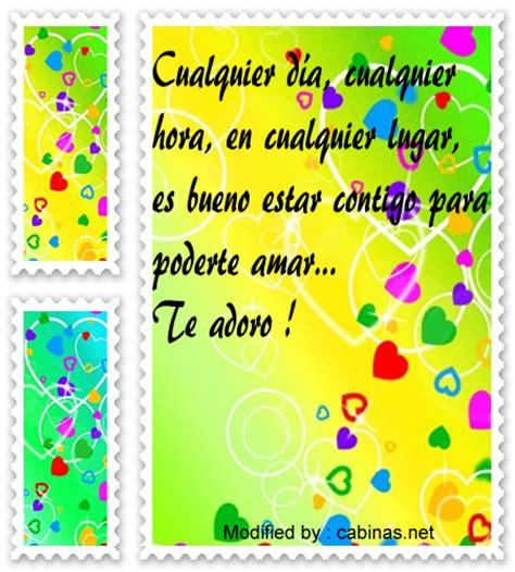 Textos Bonitos De Amor Para Dedicar Mensajes De Amor ...
