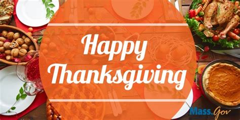 Thanksgiving Home and Travel Safety | Mass.Gov Blog