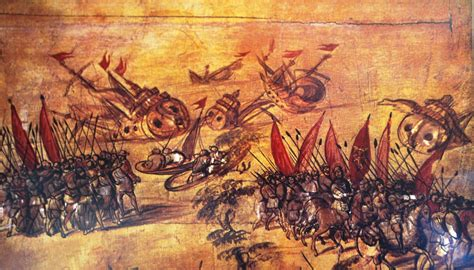 That Time Hernán Cortés Destroyed His Own Ships