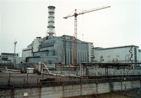 The 1986 catastrophic nuclear accident in Chernobyl ...