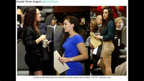 the 20 Mexican Women more sexy in the politics - YouTube