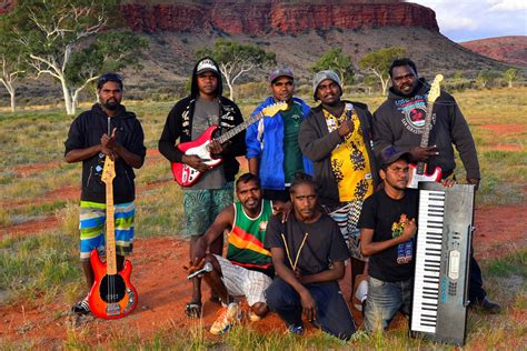 The 2015 Bush Bands | Music NT