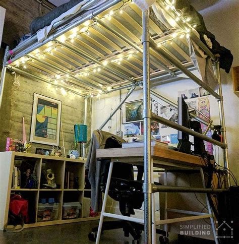 The 25+ best Adult loft bed ideas on Pinterest | Loft beds ...