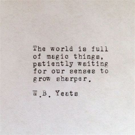 The 25+ best Yeats quotes ideas on Pinterest | William ...