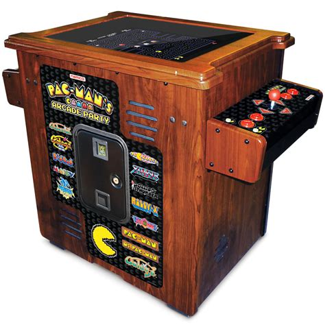 The 30th Anniversary Authentic Pac-Man Arcade Cocktail ...