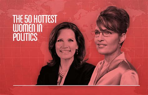 The 50 Hottest Women in Politics | Complex
