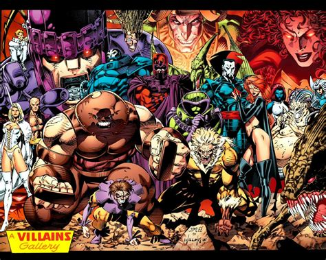 The 7 Most Dastardly Villains of the X-Men - Nerds on Earth