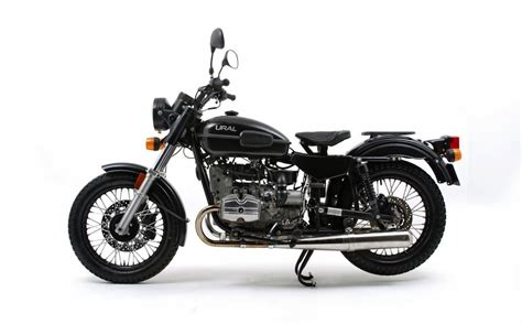 The $7,799 Ural Solo sT Motorcycle
