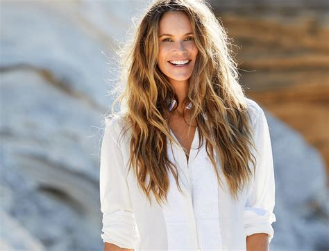 The (Ageless) Body: Elle Macpherson on Feeling and Looking ...