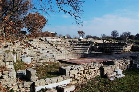 The Ancient City of Troy   Travels Through Turkey