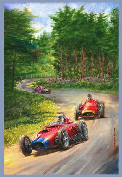 The art of Jorge Garcia – in 2 motorsports