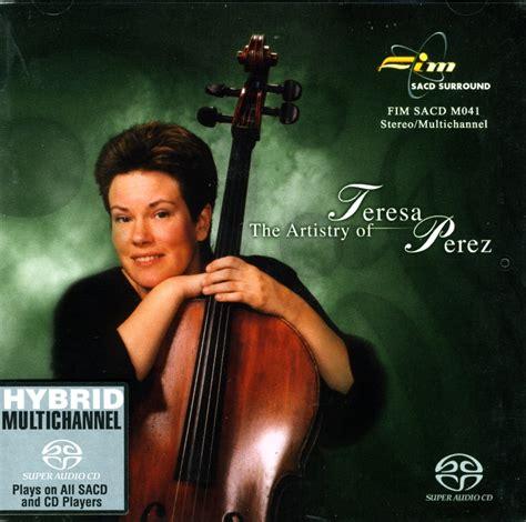 The Artistry of Teresa Perez — Enrique Granados | Last.fm