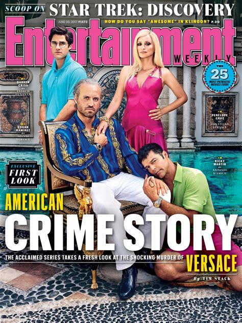 The Assassination of Gianni Versace: Inside the highly ...