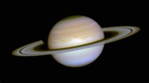 The Aurorae on Saturn | ESA/Hubble