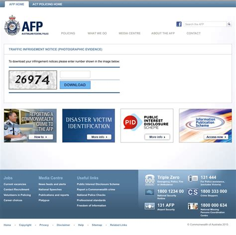 The Australian Federal Police Are The Latest Target In ...