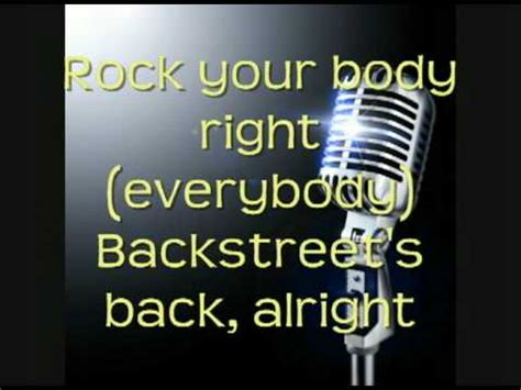 The Backstreet Boys: The Hits Everybody  Backstreet s Back ...