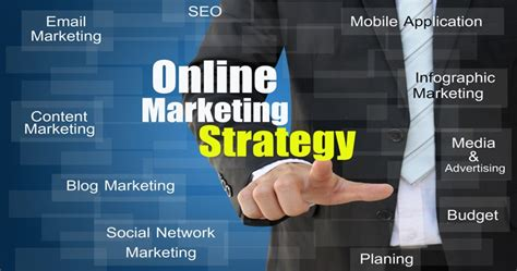 The Basics of Online Marketing Strategy