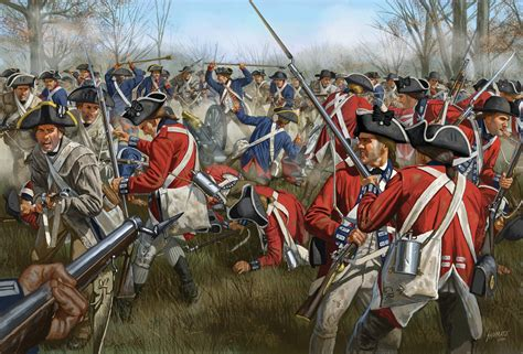 The Battle of Green Spring & Eutaw Springs - American ...