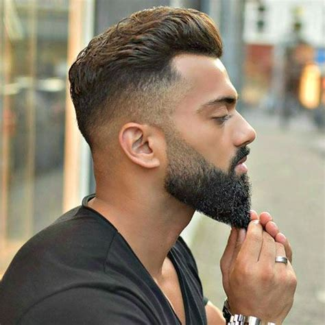The Beard Fade   Cool Faded Beard Styles | Men s ...