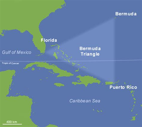 The Bermuda Triangle - Facts and Myths