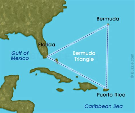 The Bermuda Triangle: Location, Map, Mystery, and Recent ...