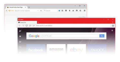 The best browser for Windows 10 - Opera Desktop