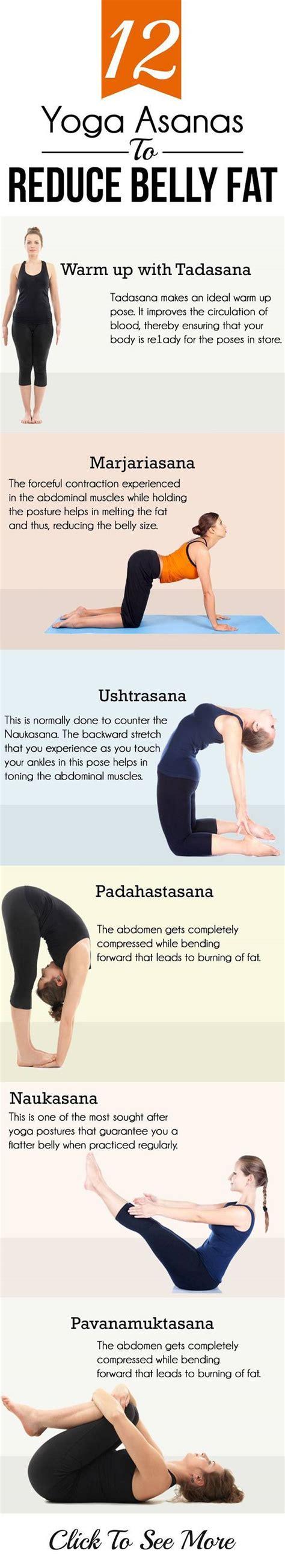 The Best Fat Burning Yoga Workouts & Exercises