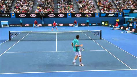 The Best Game Of Tennis Ever? | Australian Open 2012   YouTube