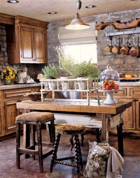 The Best Inspiration for Cozy Rustic Kitchen Decor ...
